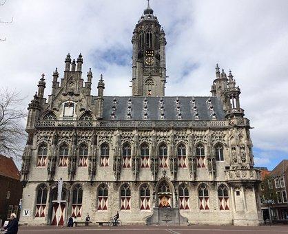 Holland, Walcheren, Zeeland, Middelburg