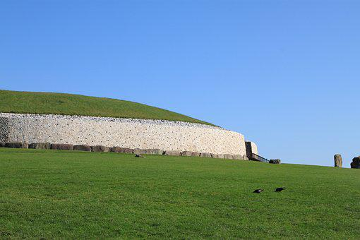 Newgrange, Ireland, Stone, Irish, Monument, Tomb