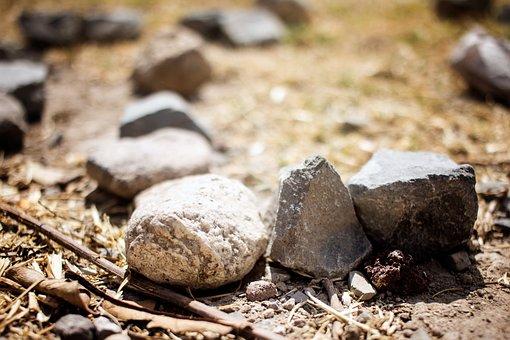 Rock, Rocks, Outdoors, Road, Stone, Nature, Natural