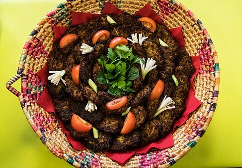 Minced Meat, Rissole, Party, Meatballs, Persian, Iran