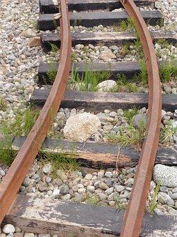 Train Tracks, Railroad, Travel, Train, Transportation
