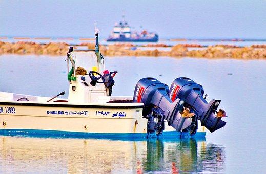 Dammam, Corniche, City, Sea, Saudi, Saudi Arabia, Arab