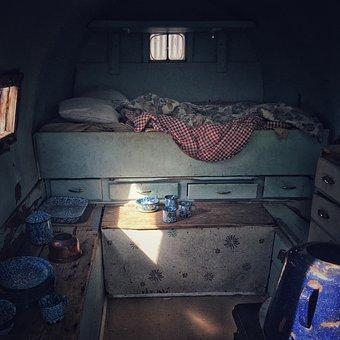Sleep, Room, Bed, Home, Sleeping, Bedroom, Young