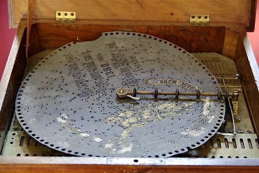 Started The Gramophone, Motherboard, Metal, Holes