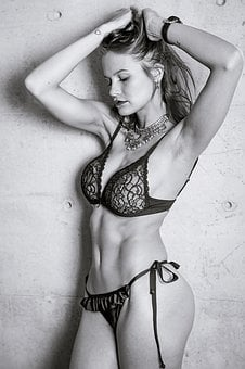 Model, Fitness, Fit, Young, Body, Sport, Training