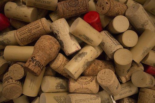 Wine, Plugs, Corks, Oenology, Cap
