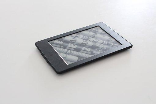 Kindle, Amazon, Portable, Tablet, Paperwhite, Book