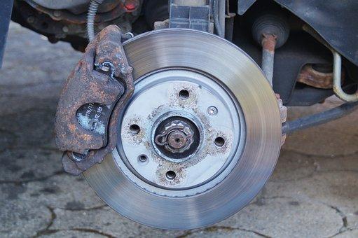 Brake, Disc Brake, Caliper, Brake Lining, Brake Disc