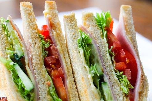 Sandwich, Toast, Food, Breakfast, Delicatessen