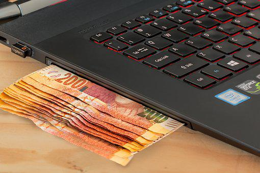 Ecommerce, Computer, Cash, E-commerce, Online, Money