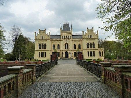 Evenburg, Leer, Castle, East Frisia
