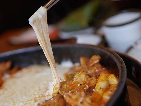 Eat, Chopsticks, Delicious, Asia, Cheese, Chicken