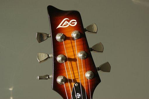 Guitar, Guitars, Mood, Music, Instrument