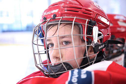 Hockey, Emotion, Sadness, Voltage, Face, Sport