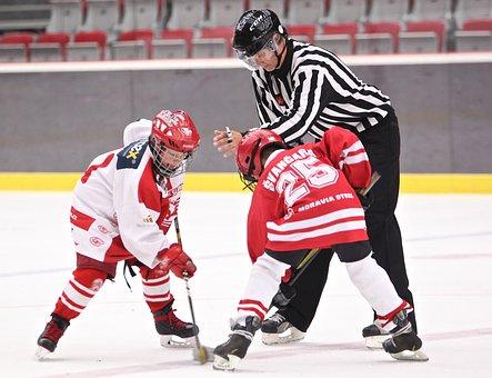 Hockey, Sport, Hockey Player, Slavia, Winter, Skater
