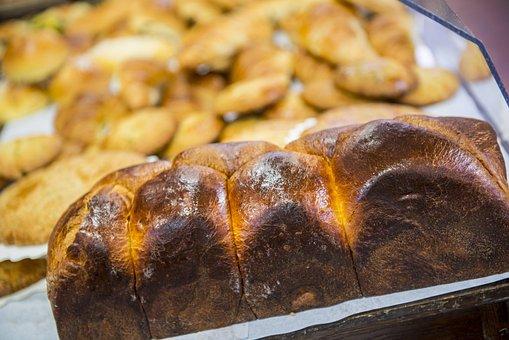 Brioche, Gourmet, Dessert, Breakfast