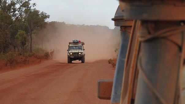 Toyota Landcruiser, Offroad, Jeep, Cape York, Australia