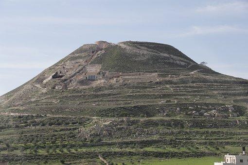 Herod, History, Herodium, Christianity, Cave, King