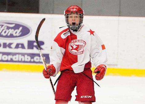 Player, Hockey, Hockey Player, Sport, Emotion, Face