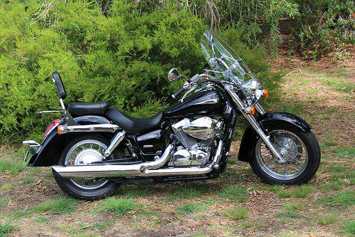 Honda, Honda Shadow, Honda Shadow Aero, Motorcycle