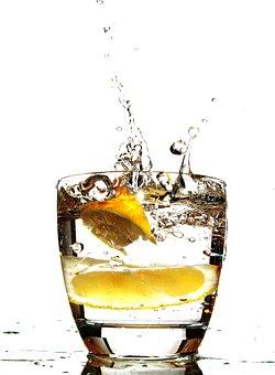 Food, Drink, Beverage, Fruit, Juice, Party, Ice, Lemon