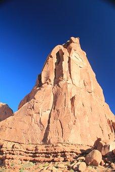Arches, Utah, Park, Arch, Desert, Rock, National