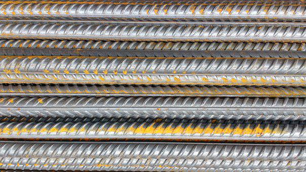 Steel, Reinforcement, Iron, Stainless, Metal, Site