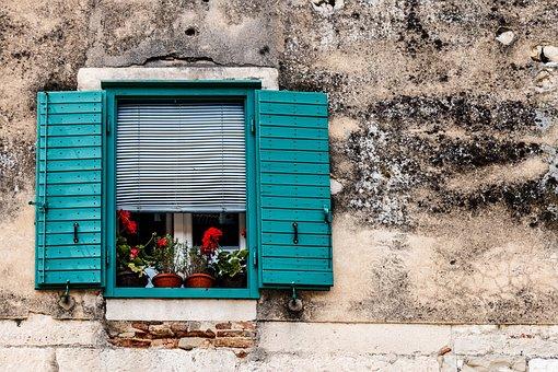 Travel, Cruise, Vacation, Croatia, Split, Window