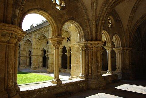 Monastery, Monument, Architecture, Religion, Monks