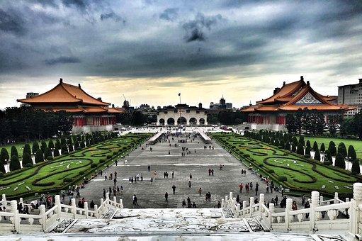 Taipei, Chiang Kai-shek Memorial Hall