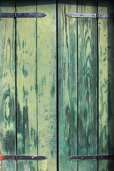 Beautiful, Beauty, Burano, Door, Green, Iron, Italy