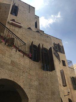 Israel, Jerusalem, Architecture