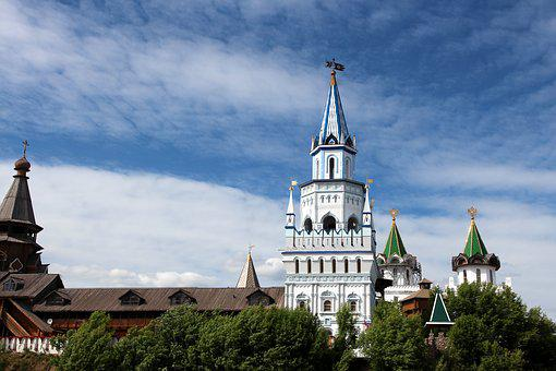 Tower, The Izmailovo Kremlin, Museum, History, Moscow
