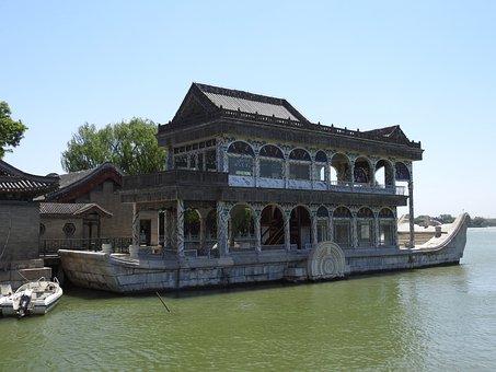 Summer, Palace, Mamorschiff