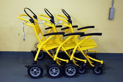 Wheelchairs, Hospital, Transport, Locomotion, Handicap