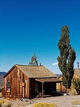 Allows, Nevada, Usa, Desert, America, Leave, Travel