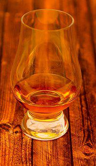 Whiskey Glass, Glencairn Glass, A Snifter, Whisky