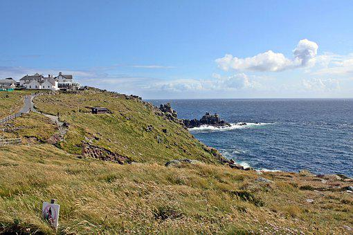 Lost Places, Cape, End Of The World, Rugged, Schroff