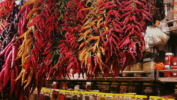 Chili's, Chilli, Pepper, Food, Chili, Spicy, Red, Fresh
