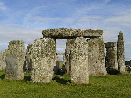 Stonehenge, Prehistory, Mégalithe, Ruin, England