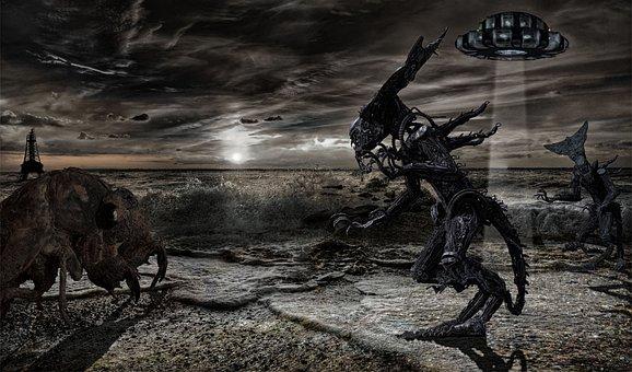 End Time, Future, Walpurgisnacht, Fight