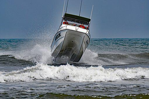 Deep Sea Fishing, Ski Boat, Fishing