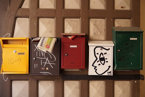 Mail, Mailbox, Newspapers, Letters, Box, Spam