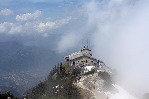 Historically, Fog, Alpine, Obersalzberg, Museum