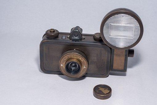 Camera, Retro Look, Photography, Photograph