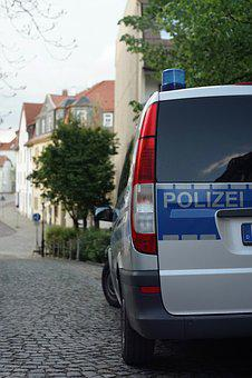 Panda Car, Police Car, Patrol Car, Police, Crew Cars