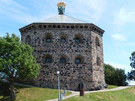 Gothenburg, Skansen Kronan, Fortress
