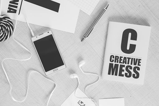 Creative, Work, Mockup, Business, Office, Computer