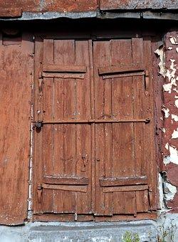 Gateway, Gates, Old Gate, The Door, Entrance, Gate
