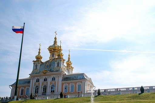 Christianity, Church, Golden Domes, Orthodoxy, Russia